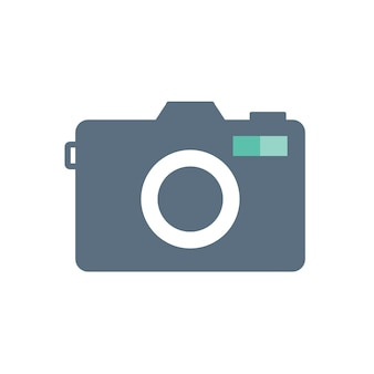 Illustrazione dell'icona della fotocamera