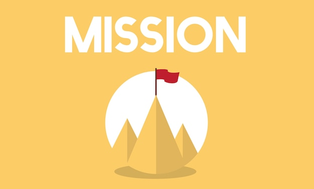Illustrazione della missione aziendale