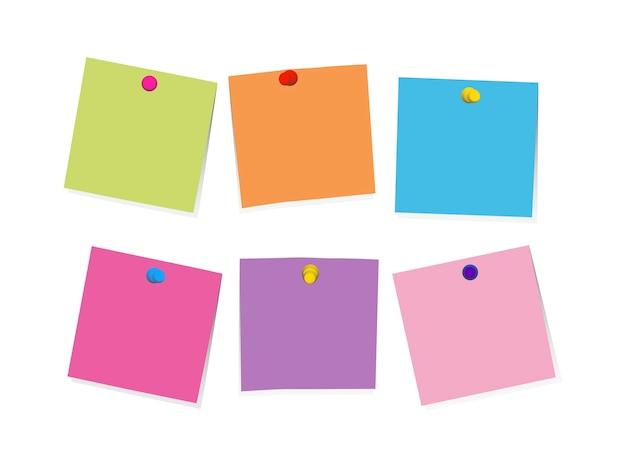 Illustrazione della nota di promemoria
