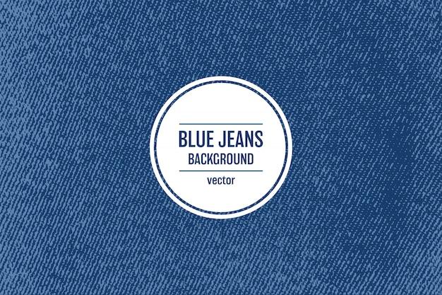 Illustrazione della priorità bassa di struttura dei jeans