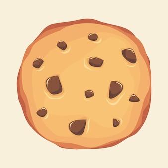 Illustrazione di biscotti