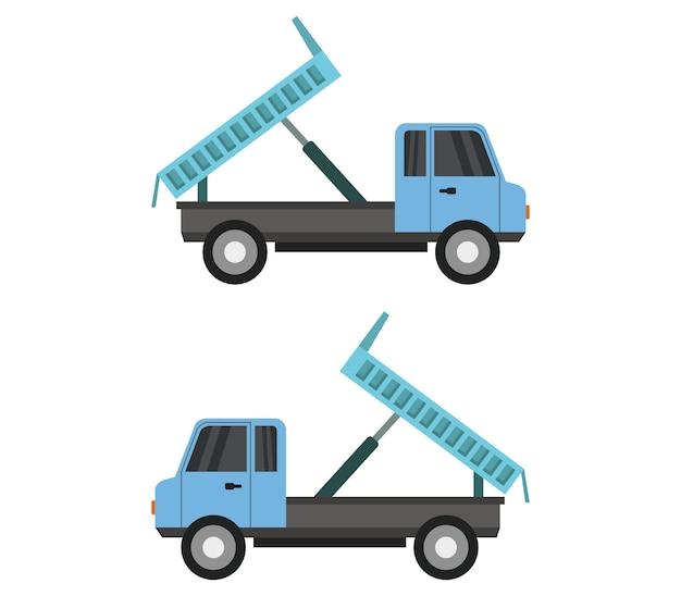 Illustrazione di camion