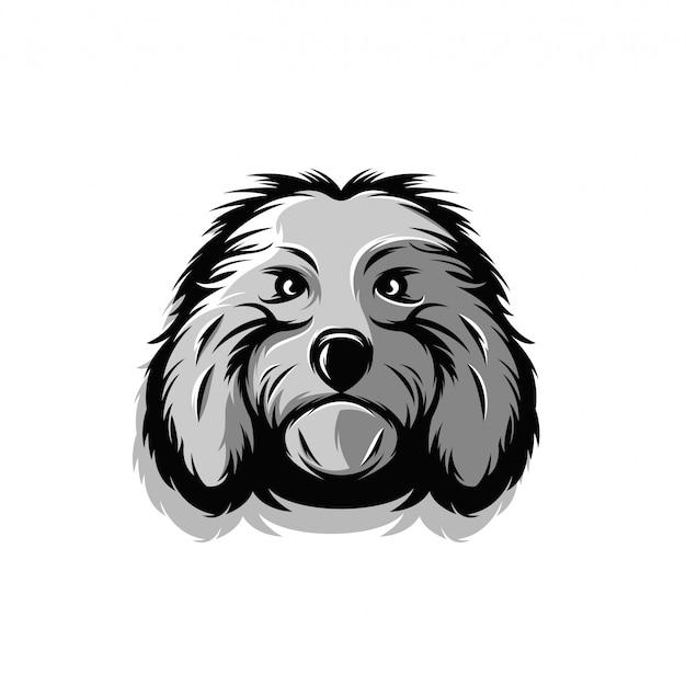 Illustrazione di cane fantastico