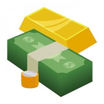 Illustrazione di denaro