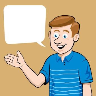 Illustrazione di disegno vettoriale di persone