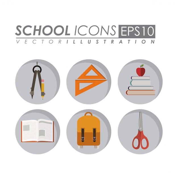 Illustrazione di educazione.