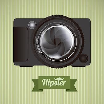 Illustrazione di hipster