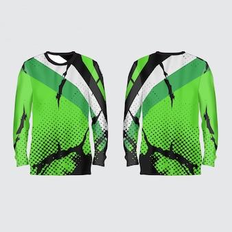 Illustrazione di maglia sportiva