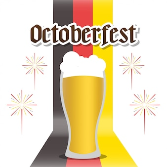 Illustrazione di octoberfest