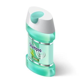 Illustrazione di shampoo