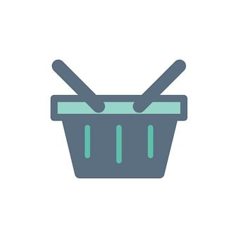 Illustrazione di shopping online