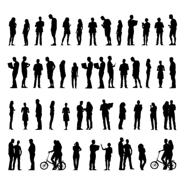Illustrazione di uomini d'affari