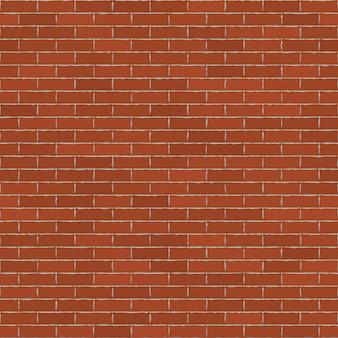 Illustrazione di vettore del fondo del muro di mattoni