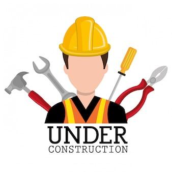 Illustrazione in costruzione