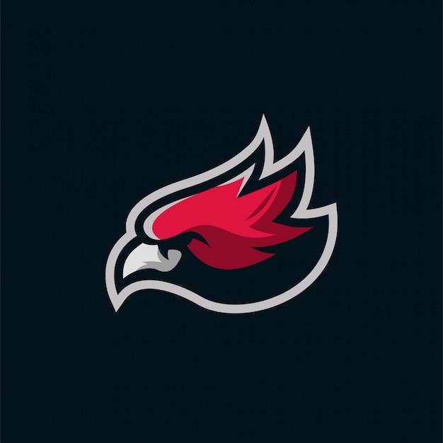 Illustrazione logo bull
