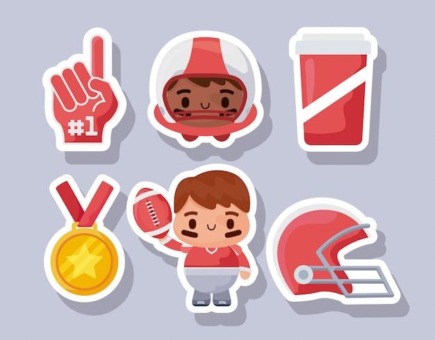Illustrazione stabilita degli autoadesivi dell'icona della ciotola eccellente