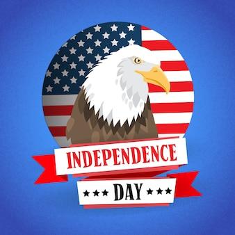 Illustrazione vettoriale di independence day