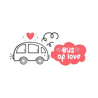 Illustrazione vettoriale per San Valentino