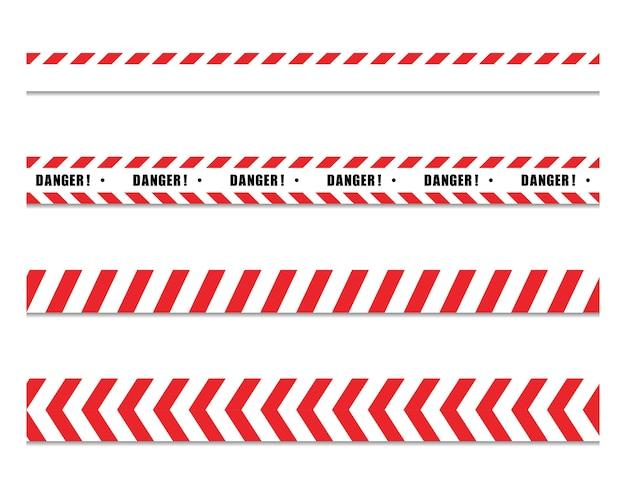 Ilustration di progettazione dell'icona della linea di polizia