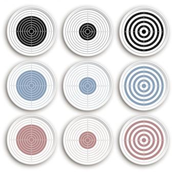 Immagine del set target