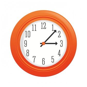 Immagine icona orologio da parete