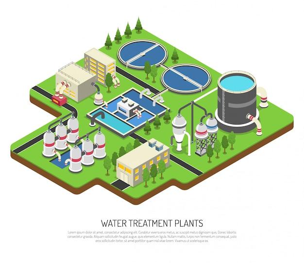 Impianti di trattamento delle acque