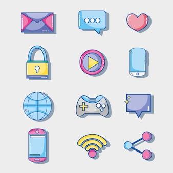 Imposta l'app per dispositivi mobili per la comunicazione digitale