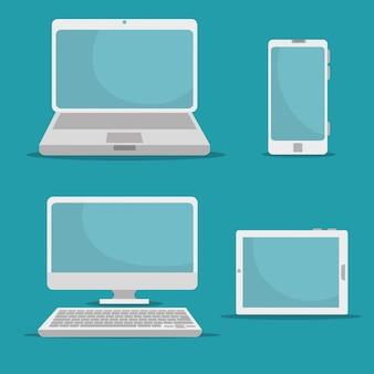 Imposta la tecnologia dei social media digitali