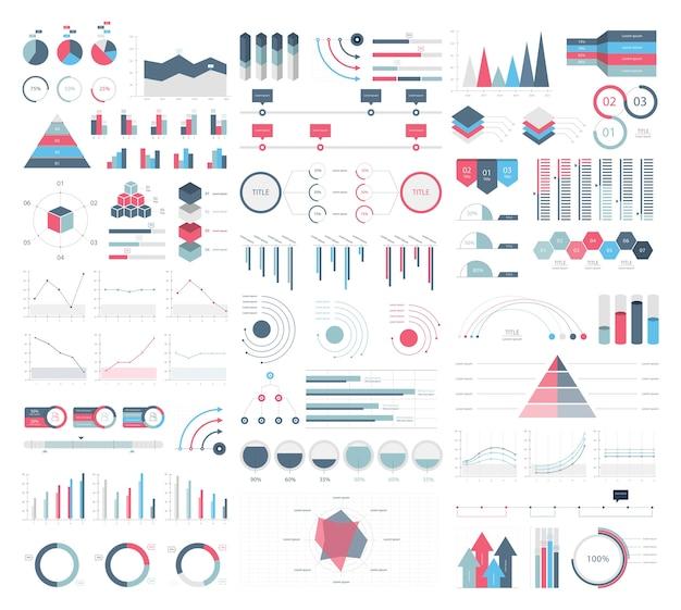 Impostare elementi di infografica