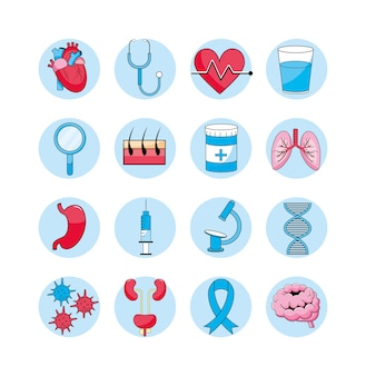Impostare la prevenzione del trattamento di diagnosi medica