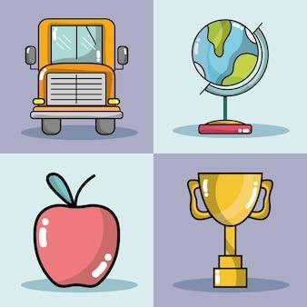 Impostare strumenti scolastici per imparare e insegnare
