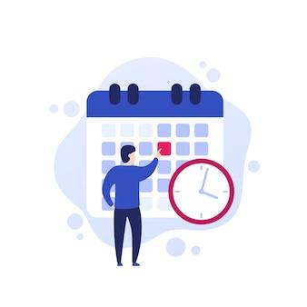 Impostare una scadenza, il concetto di gestione del tempo