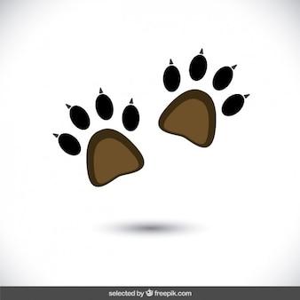 Impronta di animale