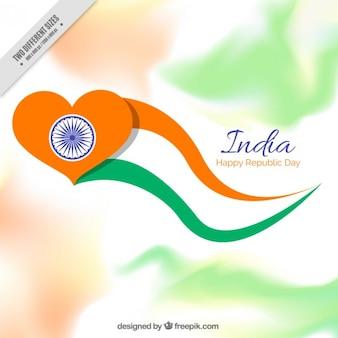India fondo indipendenza giorno