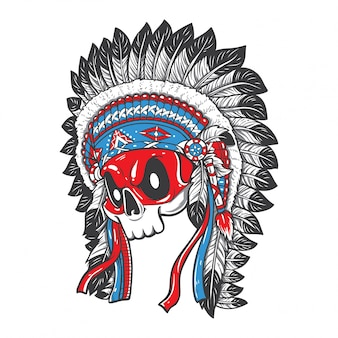 Indiani del cranio