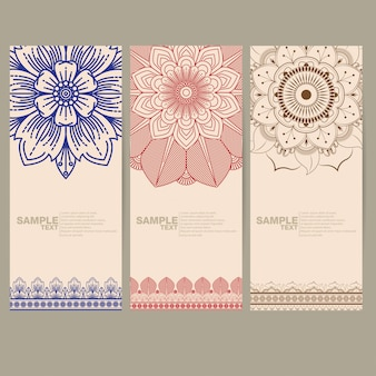 Indiano floreale paisley