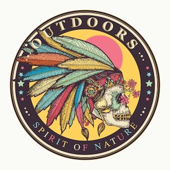Indiano nativo americano