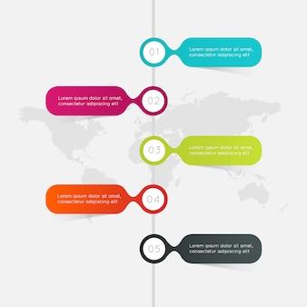 Infografica passo