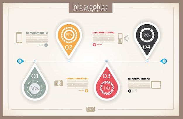 Infografica per la classifica dei prodotti