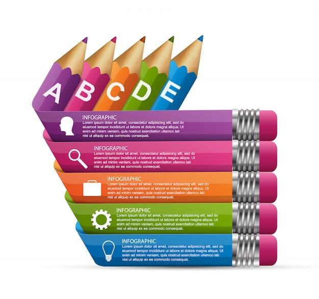 Infografica per presentazioni aziendali.