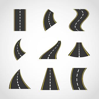 Infografica stradale