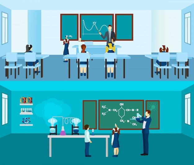 Insegna dell'insegnante