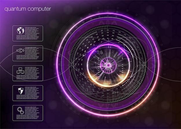 Interfaccia del futuro, imposta l'interfaccia dello strumento. hud display head-up. confronto dello stato sulla mappa.