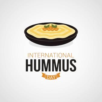 International hummus day
