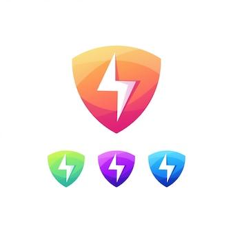 Interruttore badge energia pulsante sicuro