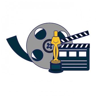 Intrattenimento cinematografico e cinematografico