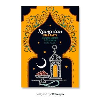 Invito a una festa iftar