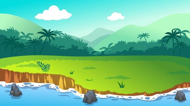 Isola della giungla