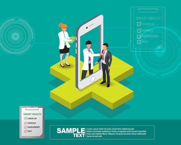 Isometrico smart mobile