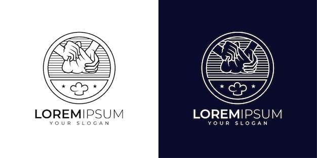 Ispirazione per il design del logo di panetteria